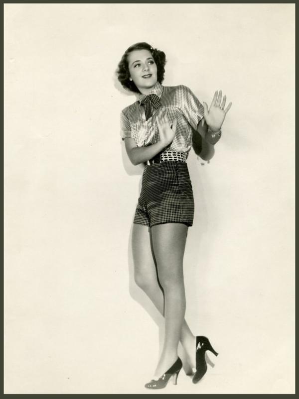 Ruby KEELER '30 (25 Août 1910 - 28 Février 1993)
