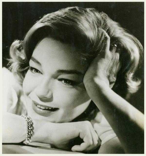Simone SIGNORET '40-50 (25 Mars 1921 - 30 Septembre 1985)