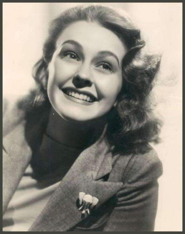 Nancy KELLY '30-40-50 (25 Mars 1921 - 2 Janvier 1995)