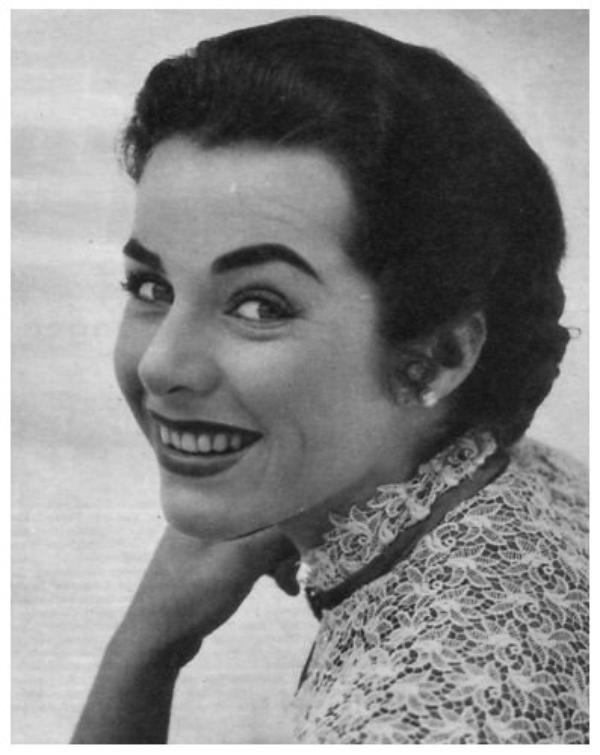 Marianne KOCH '50 (19 Avril 1931)