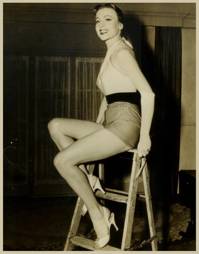 Anne JEFFREYS '40-50-60 (26 Janvier 1923)