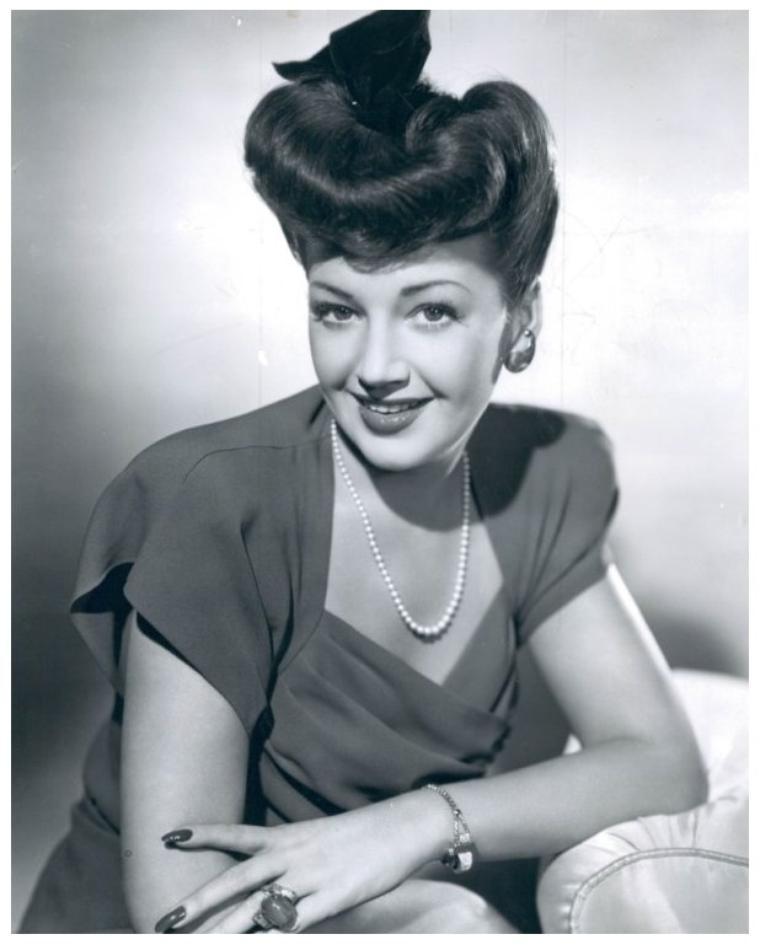 Arline JUDGE '30-40 (21 Février 1912 - 7 Février 1974)
