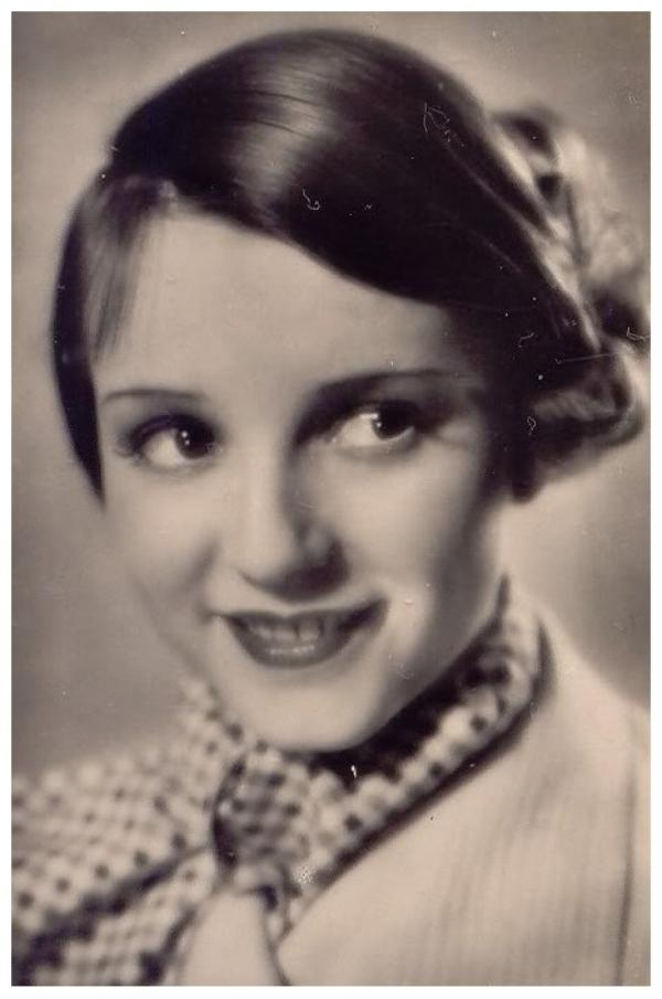 Dolly HAAS '30 (29 Avril 1910 - 16 Septembre 1994)