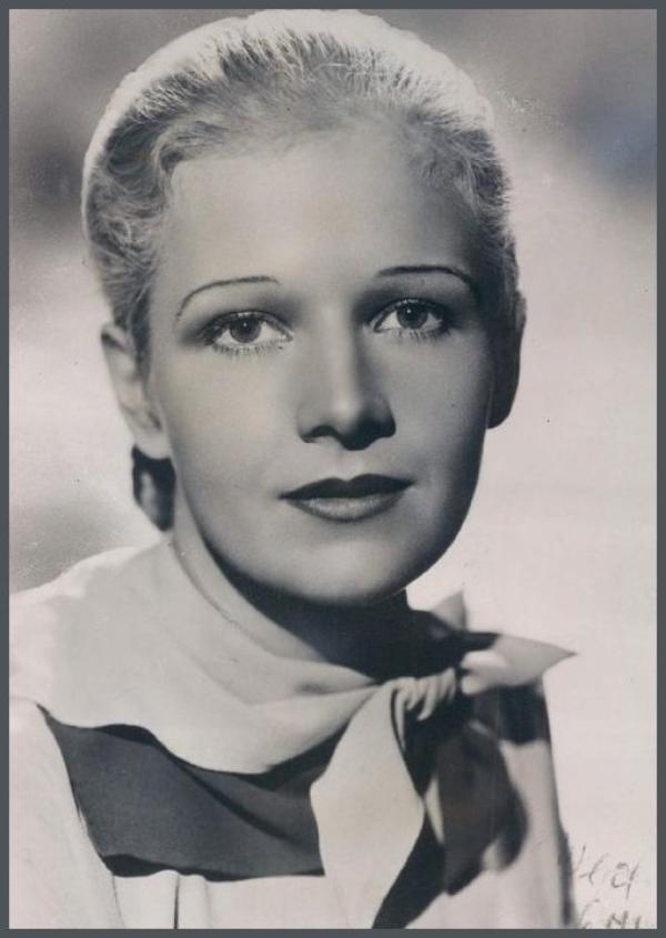 Ann HARDING '30-40-50-60 (7 Août 1902 - 1er Septembre 1981)