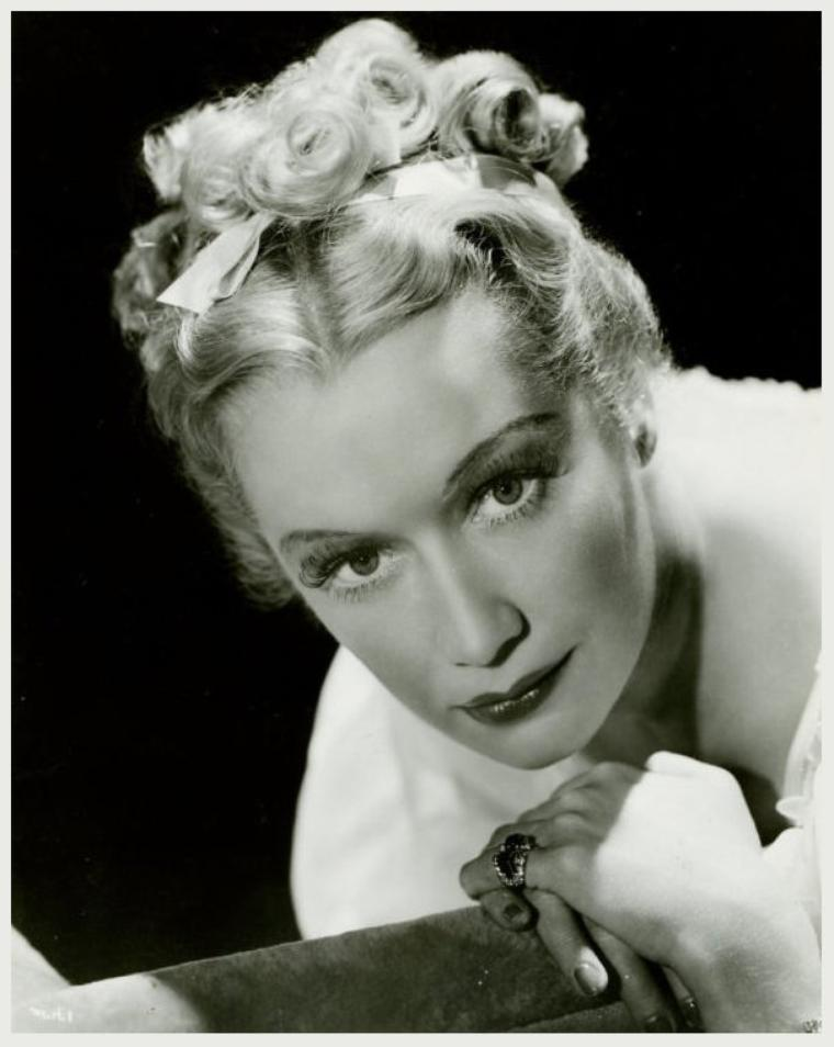 Miriam HOPKINS '30-40-50 (18 Octobre 1902 - 9 Octobre 1972)
