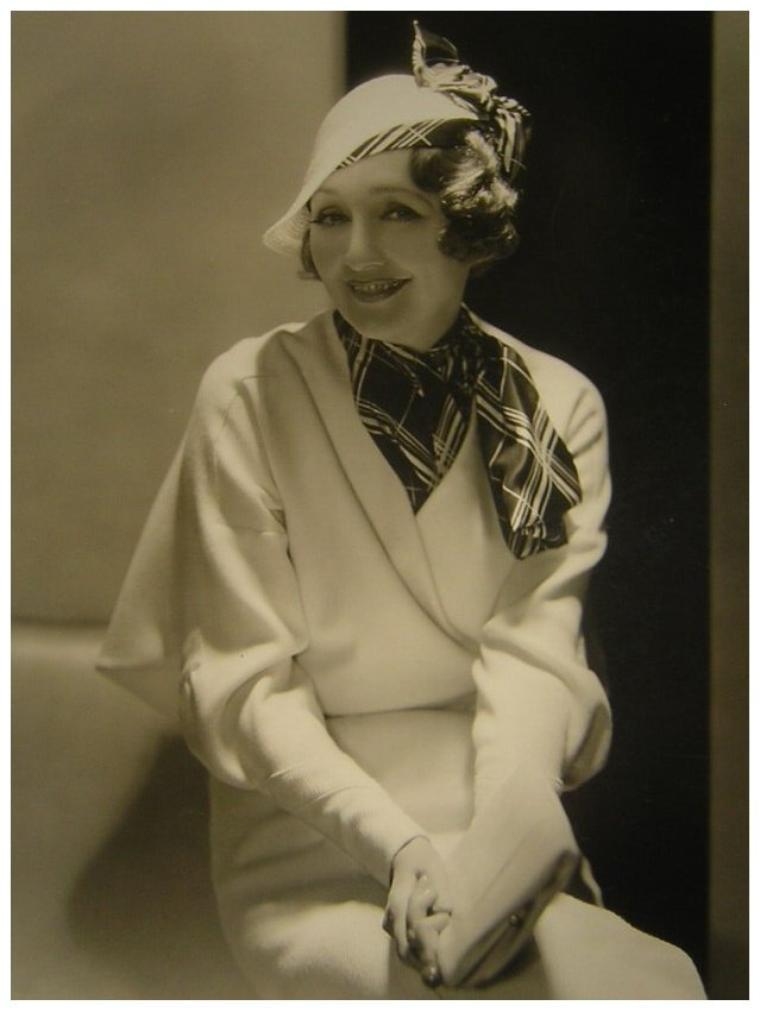 Hedda HOPPER '20-30 (2 Mai 1890 - 1er Février 1966)