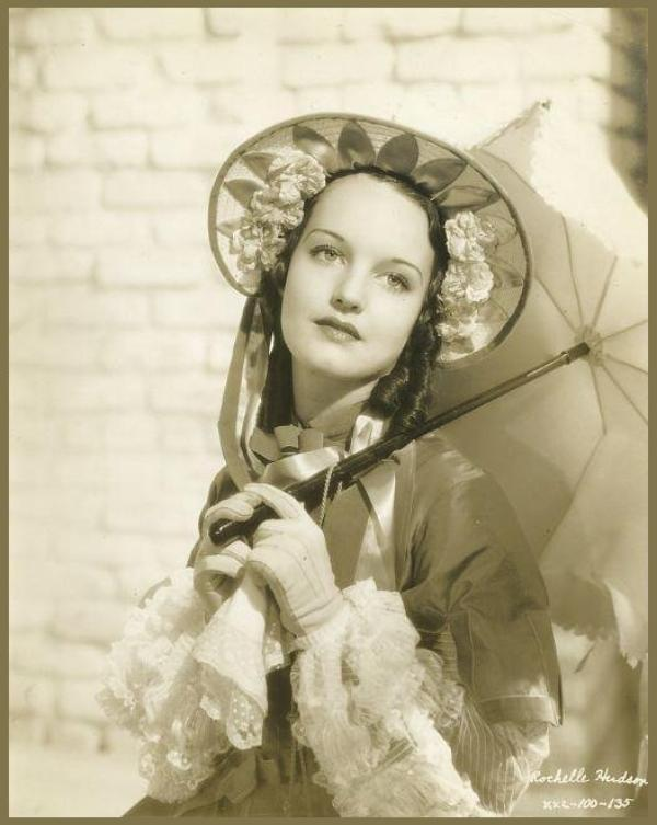 Rochelle HUDSON '30 (6 Mars 1916 - 17 Janvier 1972)