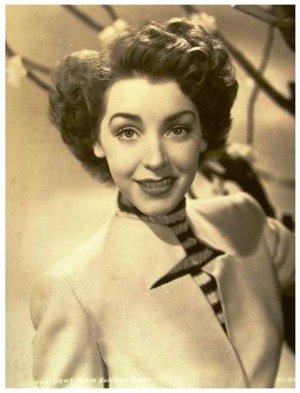 Marsha HUNT '30 (17 Octobre 1917)