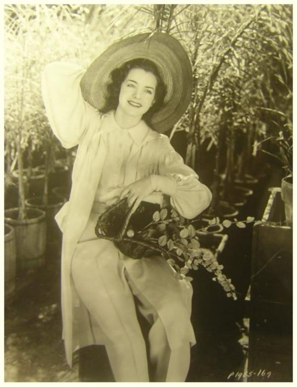 Marsha HUNT '30 (17 Octobre 1917)