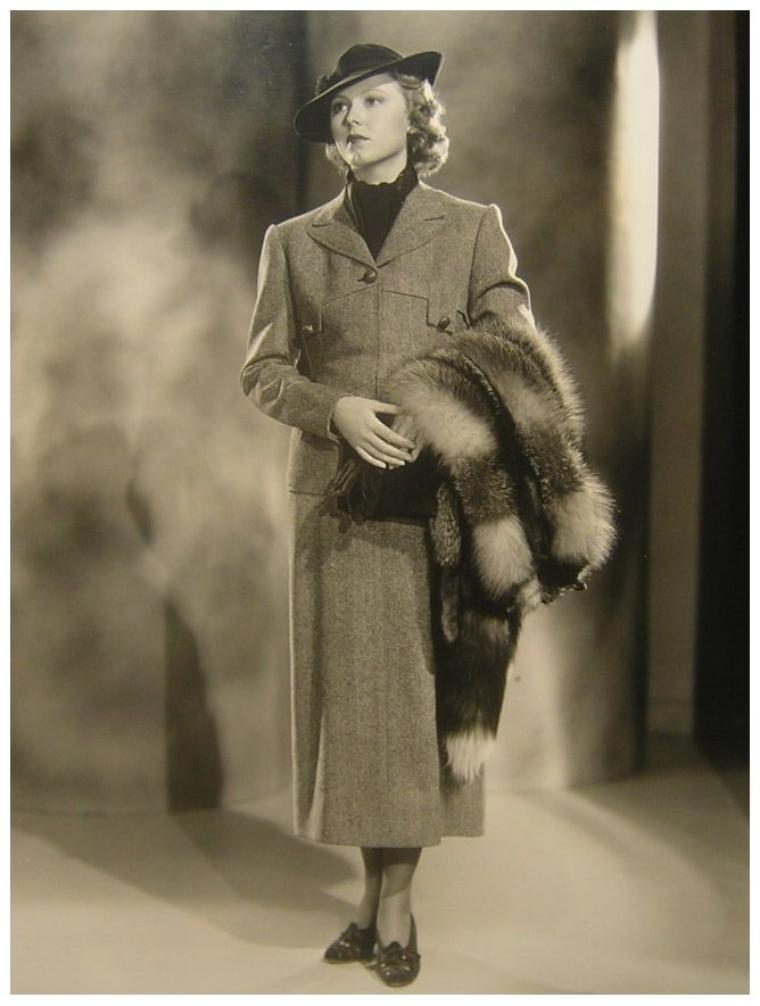 Josephine HUTCHINSON '20-30-40 (12 Octobre 1903 - 4 Juin 1998)