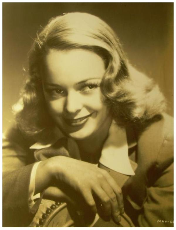 Virginia GILMORE '40-50 (26 Juillet 1919 - 28 Mars 1986)
