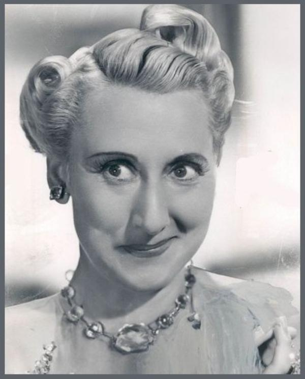 Charlotte GREENWOOD '20-30-40-50 (25 Juin 1890 - 28 Décembre 1977)