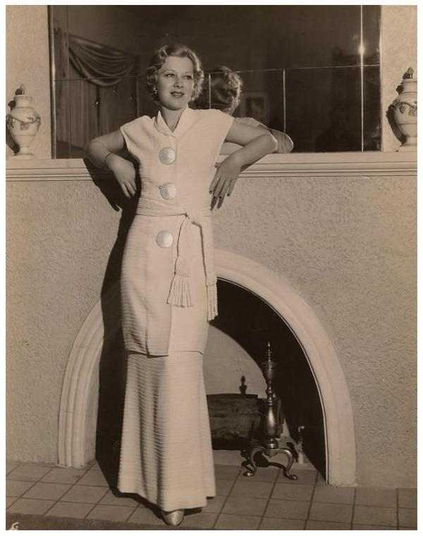 Glenda FARRELL '30-40-60 (30 Juin 1904 - 1er Mai 1971)