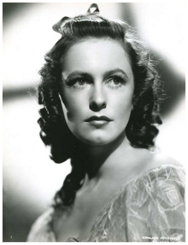 Geraldine FITZGERALD '30-40-50 (24 Novembre 1913 - 17 Juillet 2005)