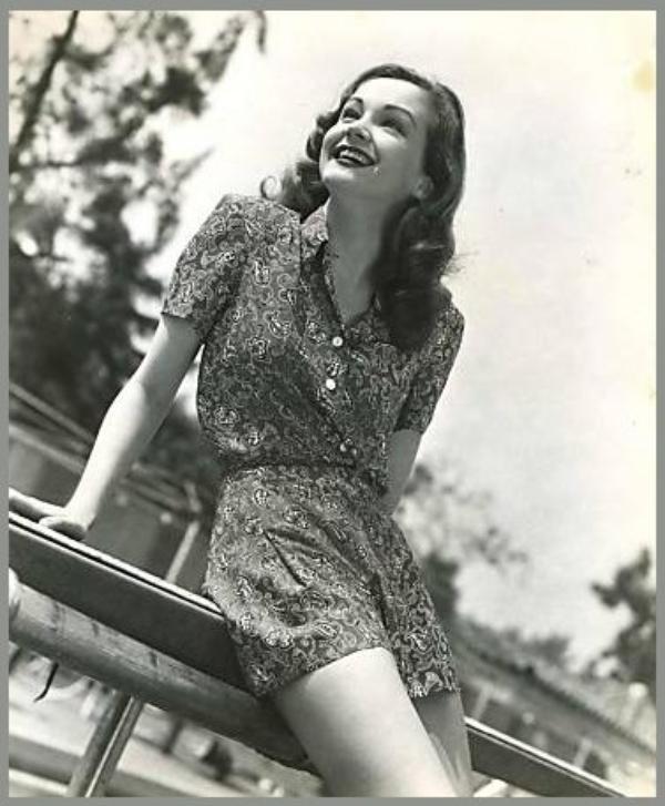 Nina FOCH '40-50-60 (10 Avril 1924 - 5 Décembre 2008)