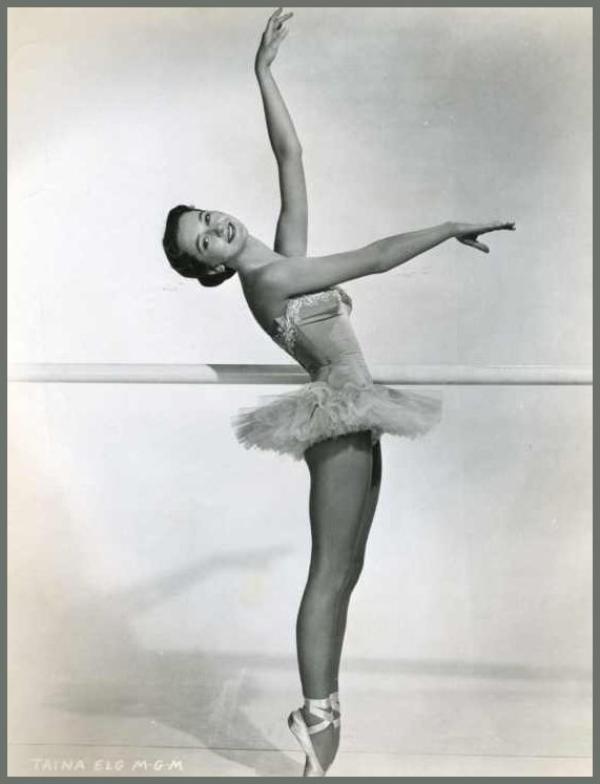 Taina ELG '50 (9 Mars 1930)