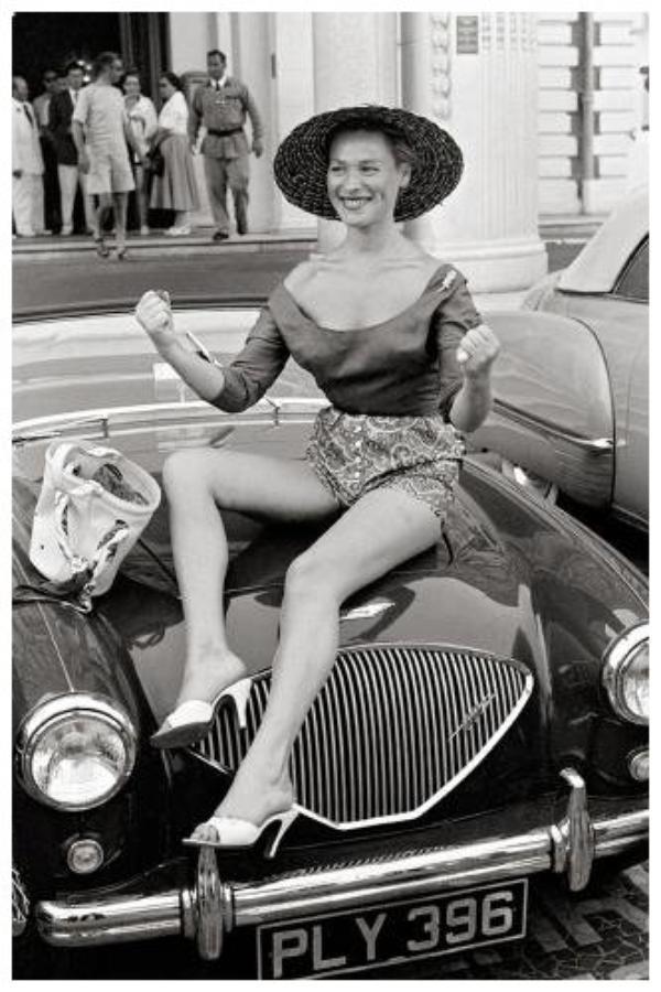 Bella DARVI '50 (23 Octobre 1928 - 17 Septembre 1971)