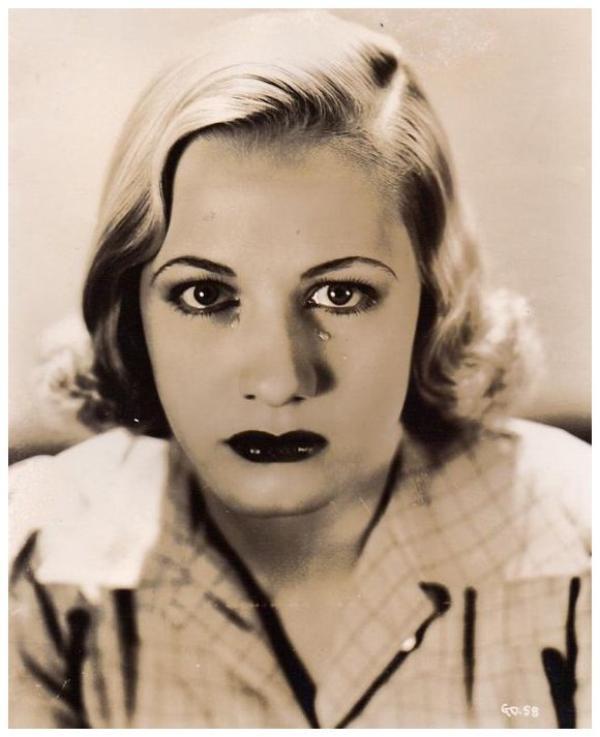 Gloria DICKSON '30-40 (13 Août 1916 - 10 Avril 1945)
