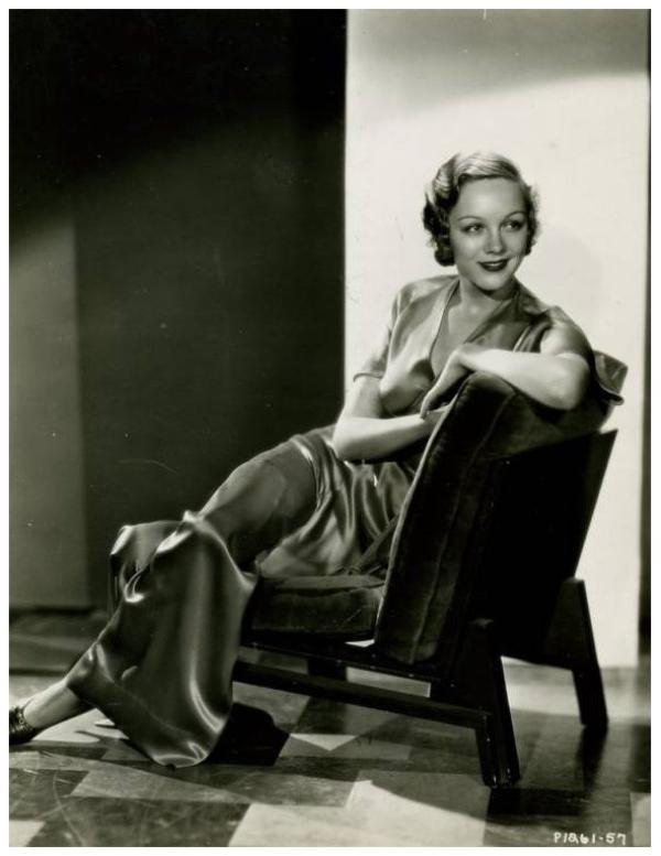 Claire DODD '30-40 (29 Décembre 1908 - 23 Novembre 1973)