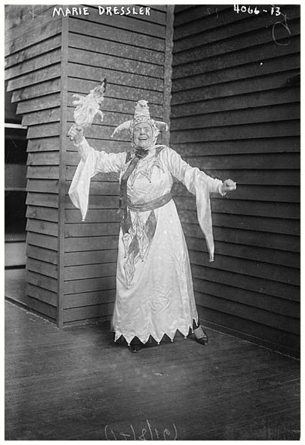Marie DRESSLER '20-30 (9 Novembre 1868 - 2 Juillet 1934)