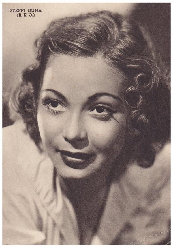 Steffi DUNA '30-40 (8 Février 1910 - 22 Avril 1992)