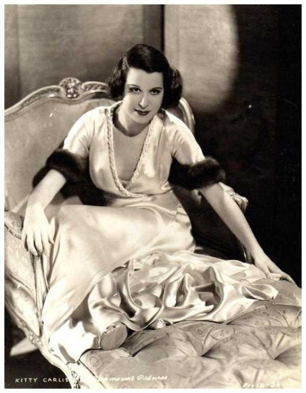 Kitty CARLISLE '30-40-50-60 (3 Septembre 1910 - 17 Avril 2007)