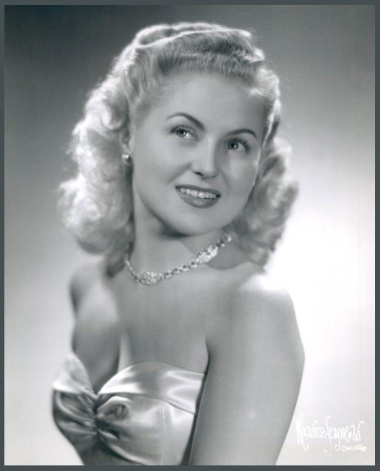 Pat CROWLEY '40-50-60 (17 Septembre 1933)