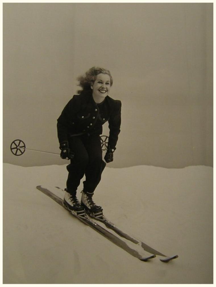 Judith BARRETT '30-40 (2 Février 1914 - 10 Mars 2000)