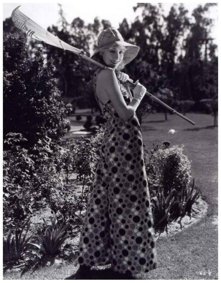 Edwina BOOTH '30 (13 Septembre 1904 - 18 Mai 1991)