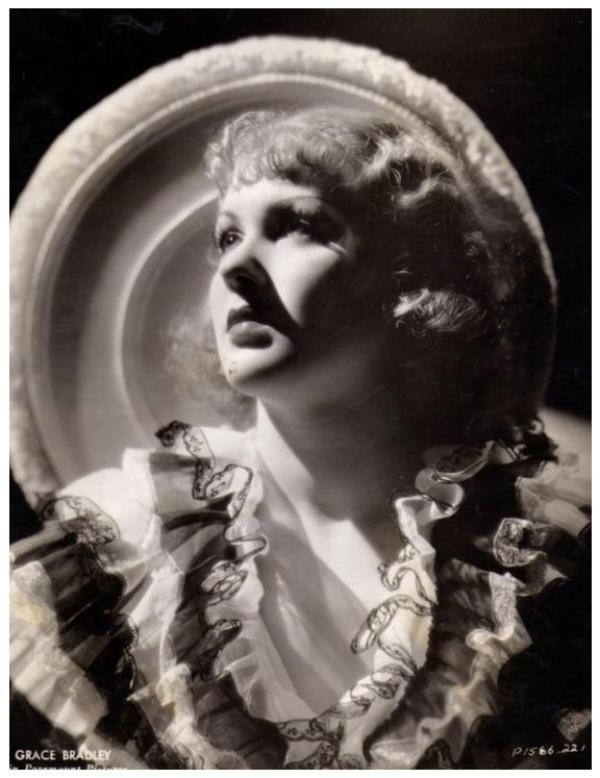 Grace BRADLEY '30-40 (21 Septembre 1913 - 21 Septembre 2010)