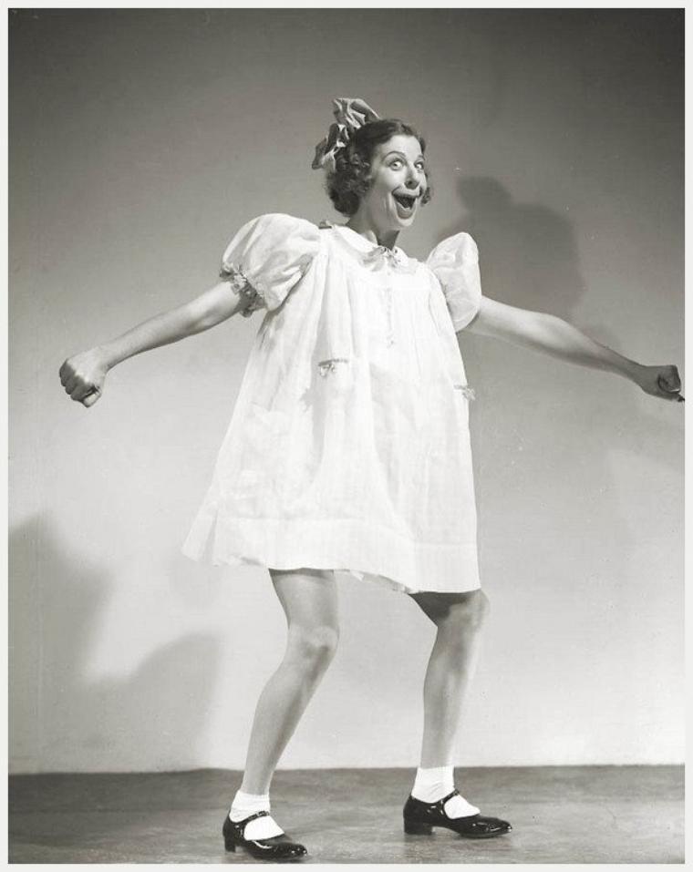 Fanny BRICE '20-30-40 (29 Octobre 1891 - 29 Mai 1951)