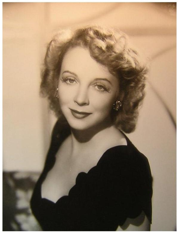 Virginia BRUCE '30-40 (29 Septembre 1910 - 24 Février 1982)