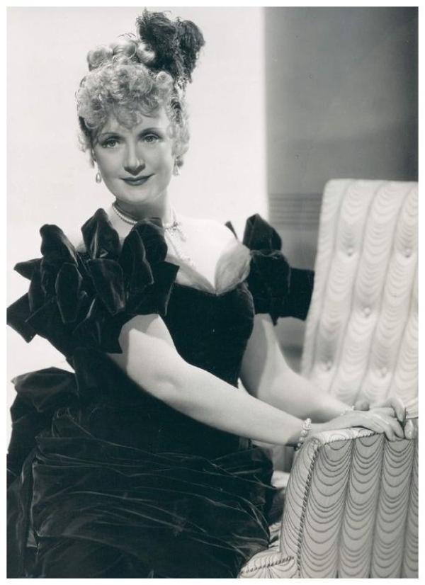 Billie BURKE '30-40-50 (7 Août 1884 - 14 Mai 1970)