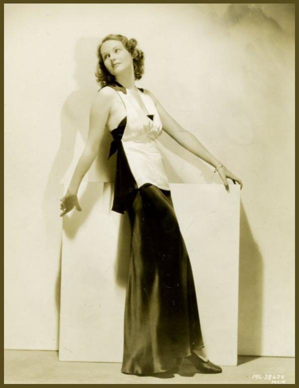 Elizabeth ALLAN '30-40-50 (9 Avril 1908 - 27 Juillet 1990)