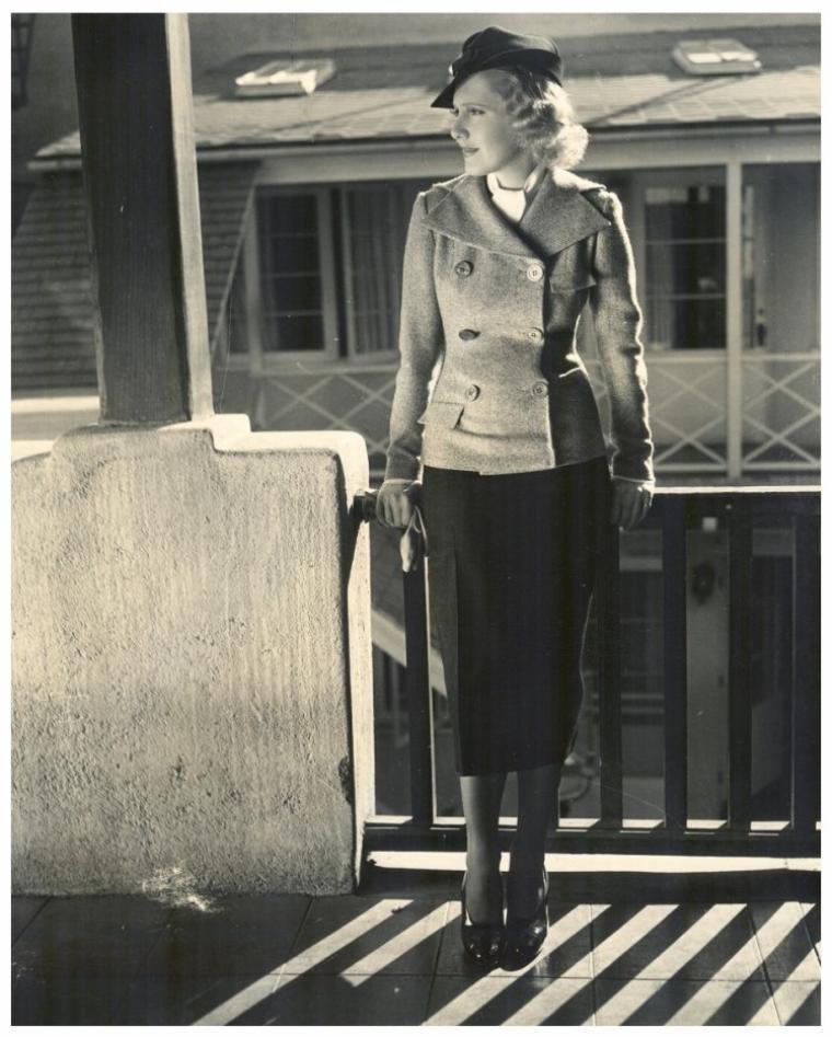 Jean ARTHUR '30-40 (17 Octobre 1900 - 19 Juin 1991)