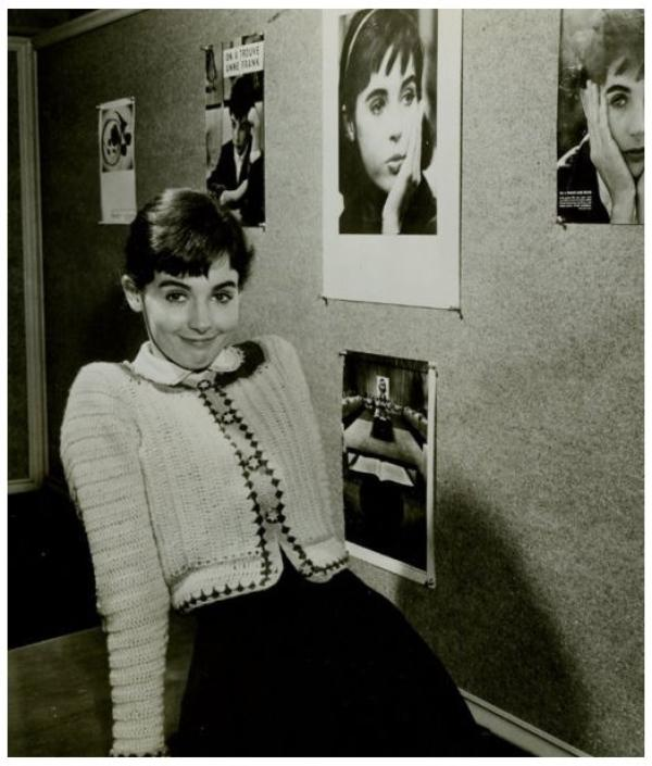 Millie PERKINS '50 (12 Mai 1938)