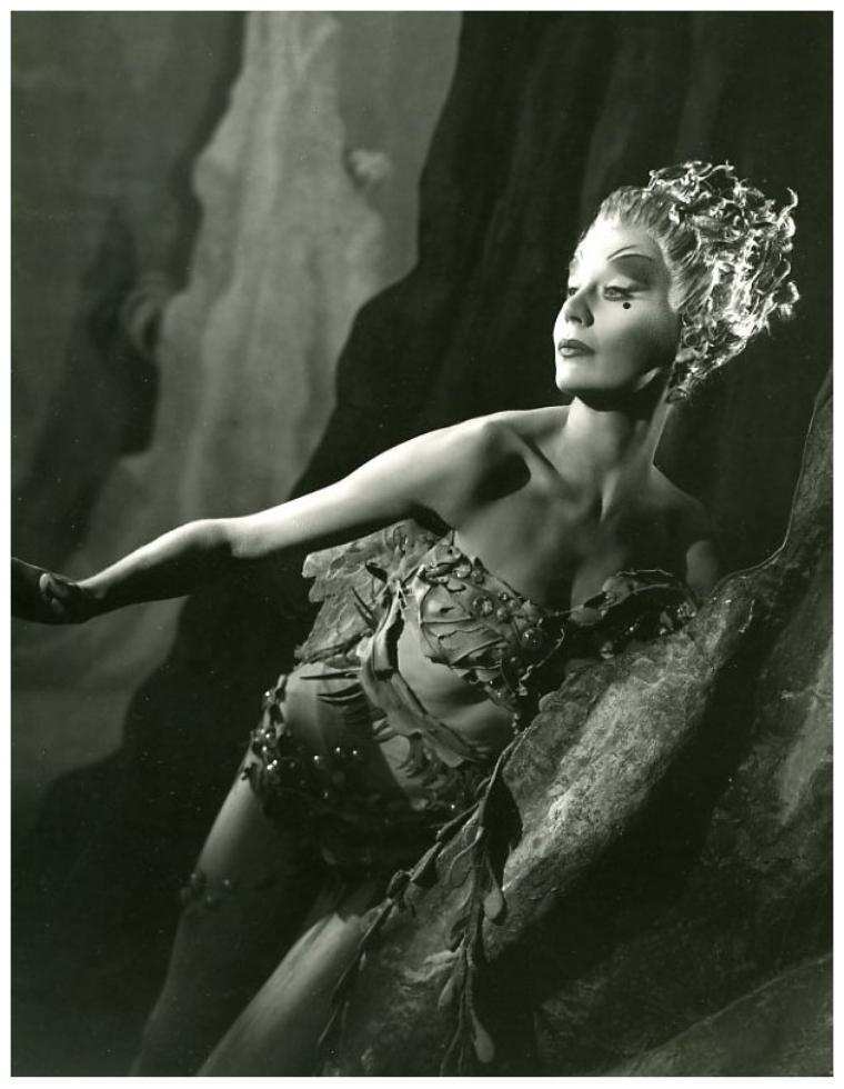 Margaret LEIGHTON '50 (26 Février 1922 - 13 Janvier 1976)
