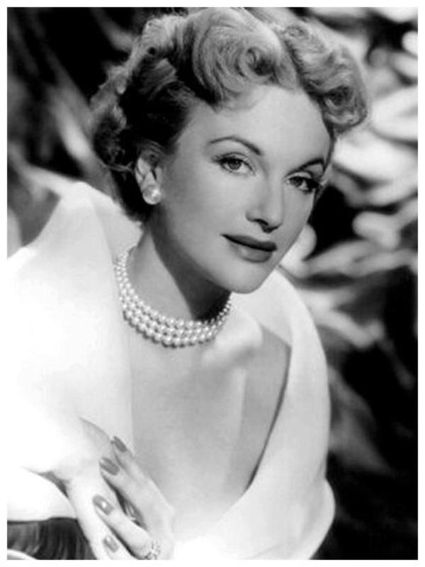 Moira LISTER '40-50 (6 Août 1923 - 27 Octobre 2007)