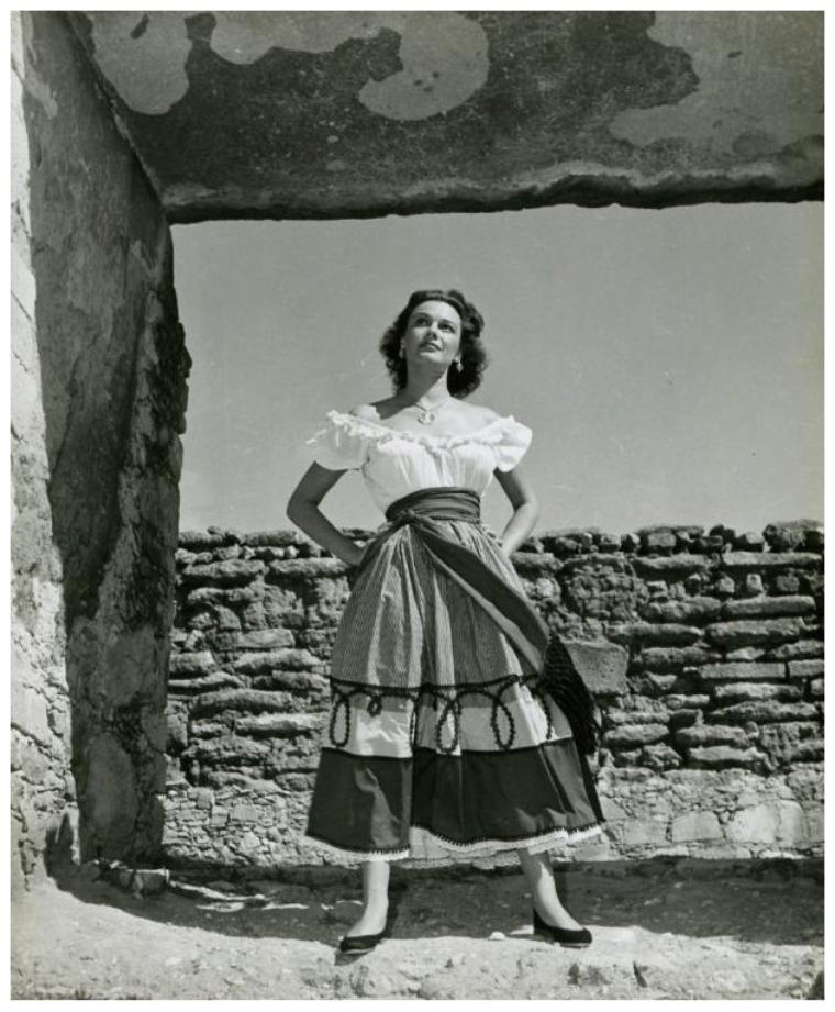 Patricia MEDINA '40-50 (19 Juillet 1919)
