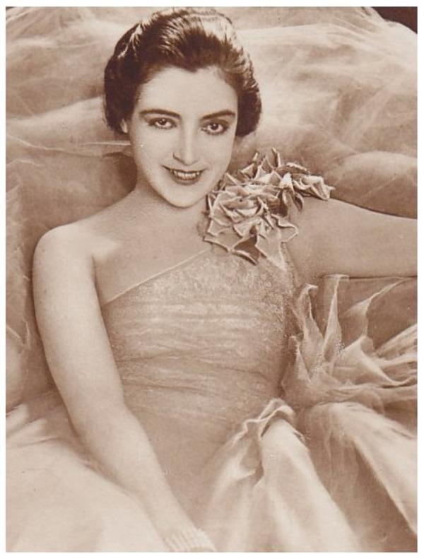 Carmen BONI '20-30 (8 Avril 1901 - 19 Novembre 1963)