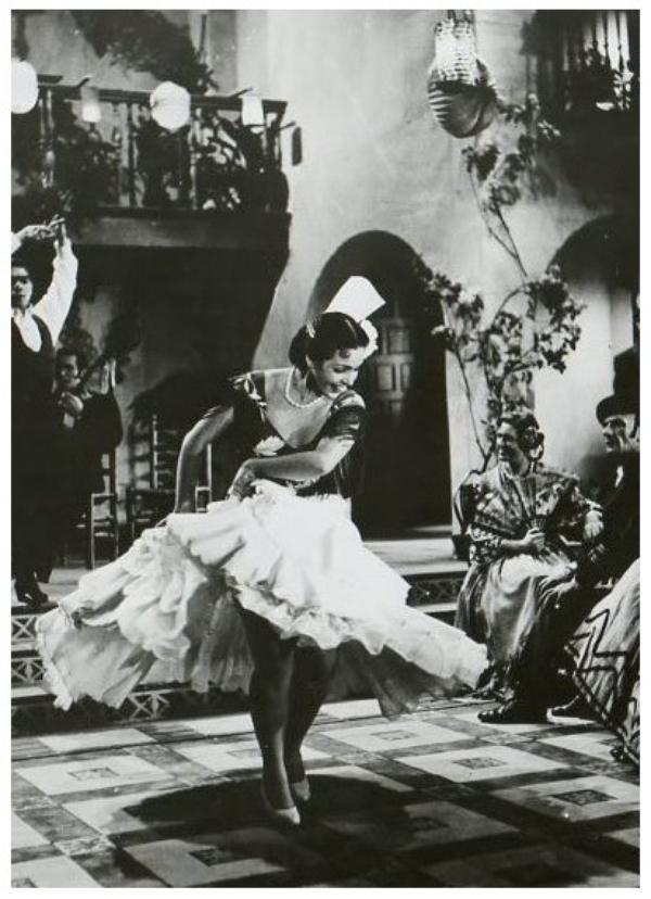 Carmen SEVILLA '50-60 (16 Octobre 1930)