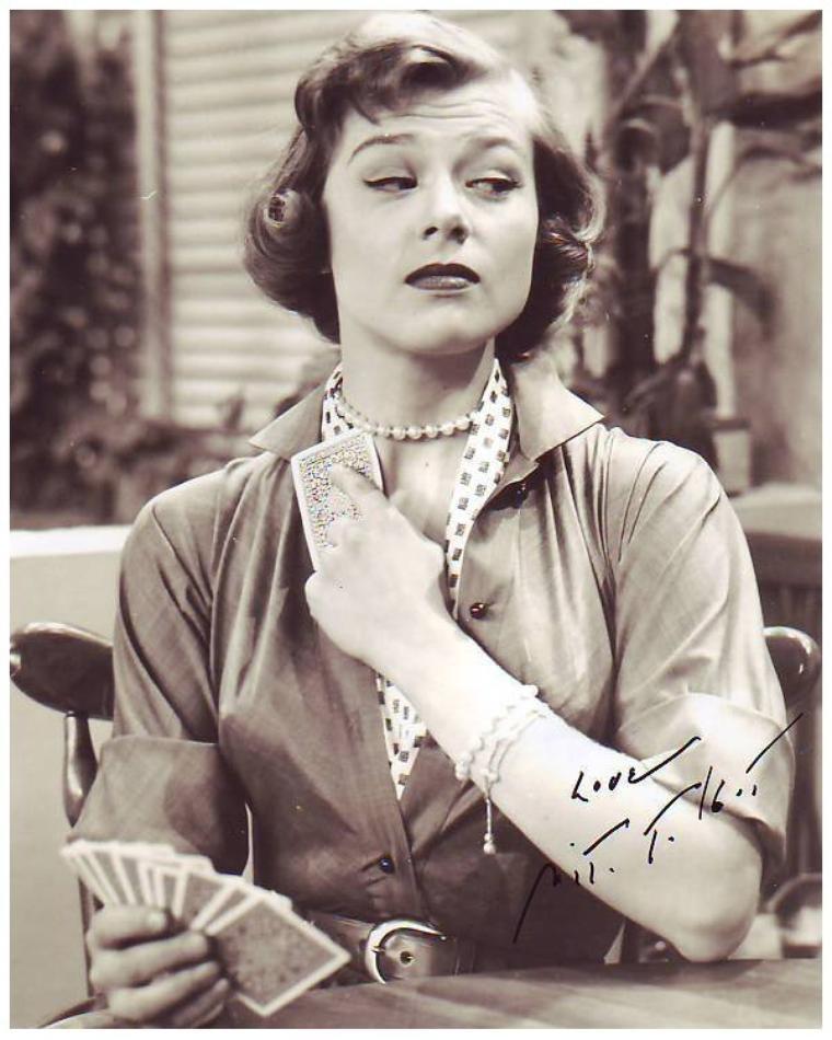 Nita TALBOT '50-60 (8 Août 1930)