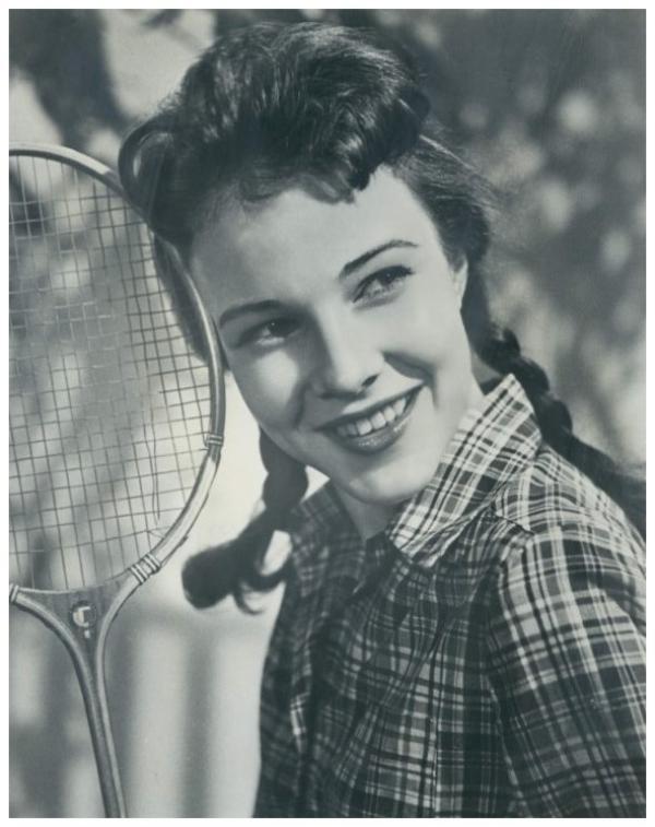 Janice RULE '50-60 (15 Août 1931 - 17 Octobre 2003)