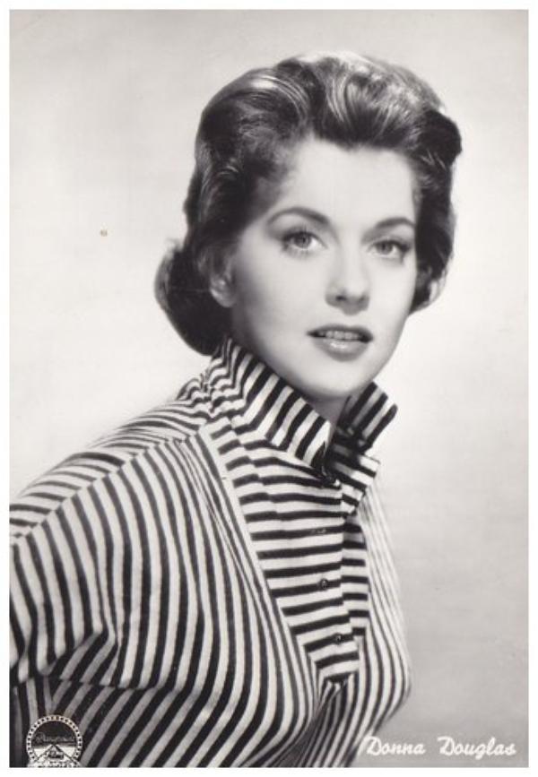 Donna DOUGLAS '50-60 (26 Septembre 1933)
