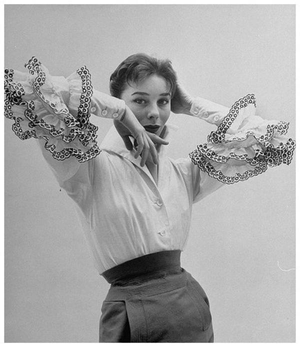 Elizabeth THREATT '50 (12 Avril 1926 - 22 Novembre 1993)