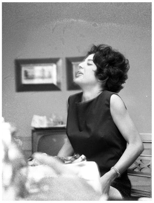 Ziva RODANN '50-60 (2 Mars 1935)