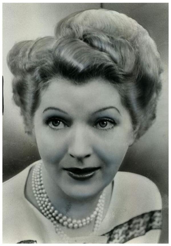 Ina CLAIRE '20-30-50 (15 Octobre 1893 - 21 Février 1985)