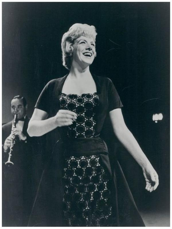 Rosemary CLOONEY '50-60 (23 Mai 1928 - 29 Juin 2002)