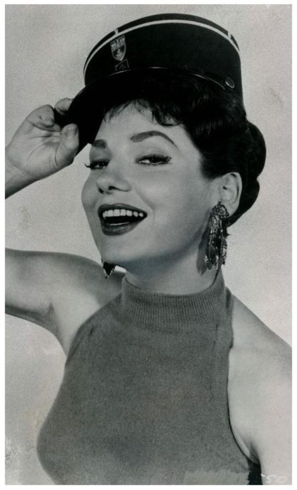 Valérie FRENCH '50 (11 Mars 1928 - 3 Novembre 1990)