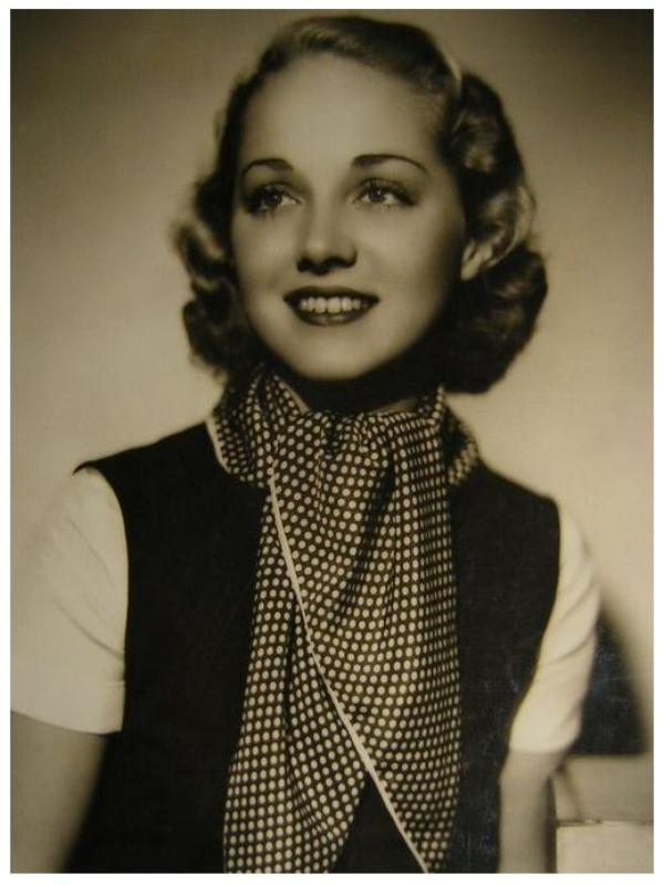 Leila HYAMS '20-30 (1er Mai 1905 - 4 Décembre 1977)